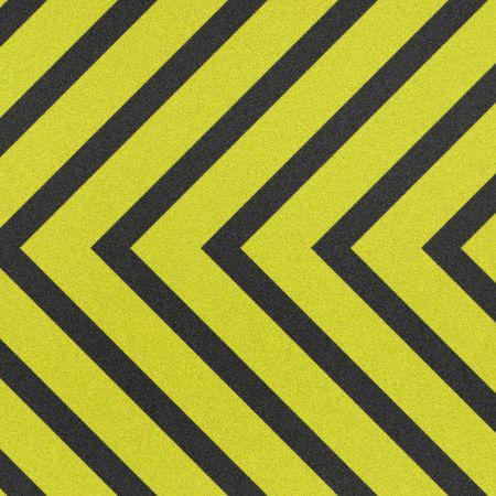 hazard stripes: scratched warning or hazard stripes