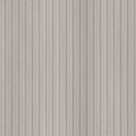 tillable: silver colored corrugated iron tile, seamlessly tillable Stock Photo