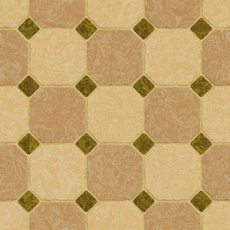 marble flooring: elegante verde e marrone pavimento in marmo, perfettamente coltivabili