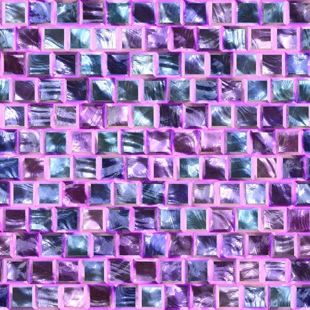 tillable: lilac ceramic tiles, seamlessly tillable