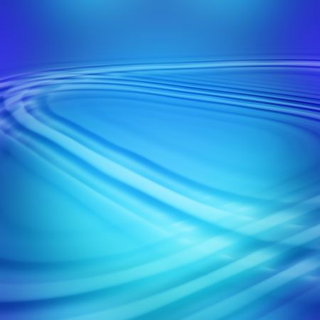 elegant diagonal blue ripples or waves background   photo