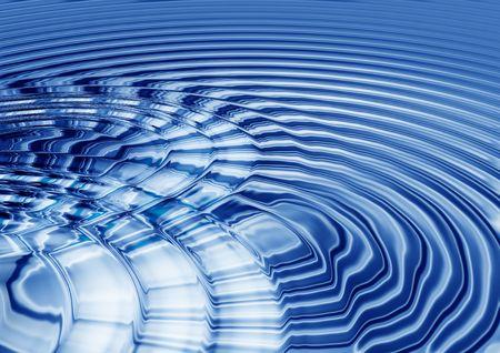 rippled: rippled abstract broken background