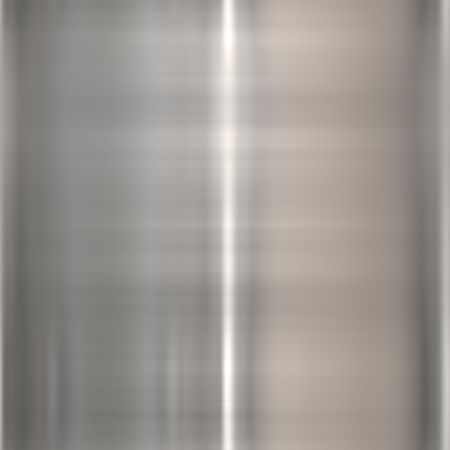 brushed aluminum with bright highlights, seamlessly tillable Stock Photo - 3807847