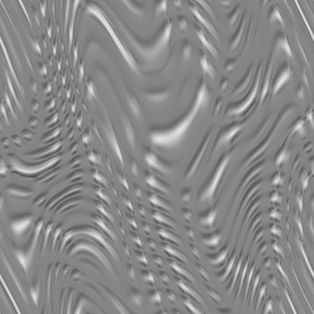 silver bumpy metal, will tile seamlessly as a pattern Stock Photo - 3807937
