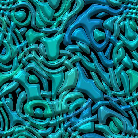 tillable: modern, futuristic, metallic pattern, seamlessly tillable