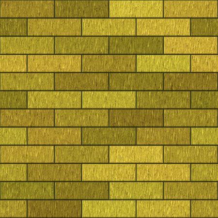 tillable: golden brickwall, seamlessly tillable