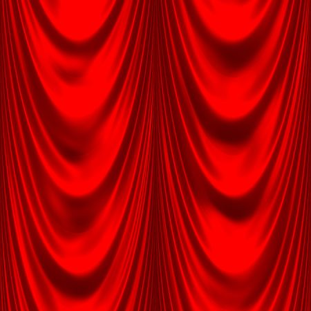 tillable: elegant satin or silk, red drapes, very smooth and seamlessly tillable