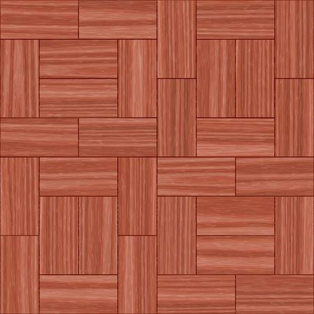 redwood parquet floor, seamlessly tillable  photo