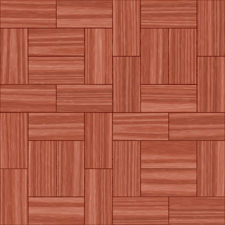 tillable: redwood parquet floor, seamlessly tillable  Stock Photo