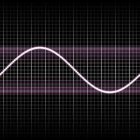 digitally created sound wave pattern, seamlessly tillable   photo