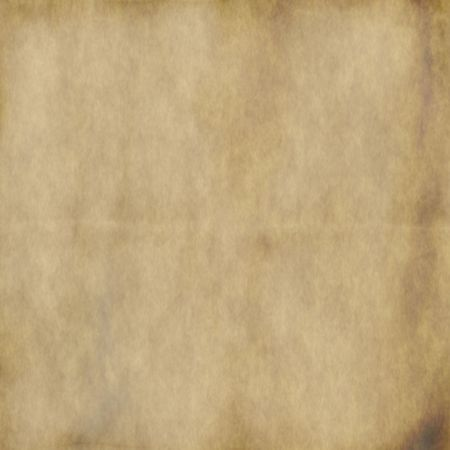 marked, distressed, burnt and old paper or parchment background, plenty of copy space for your text   Stock Photo