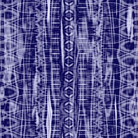 seamlessly:  blue purple batik texture that tiles seamlessly as a pattern Stock Photo