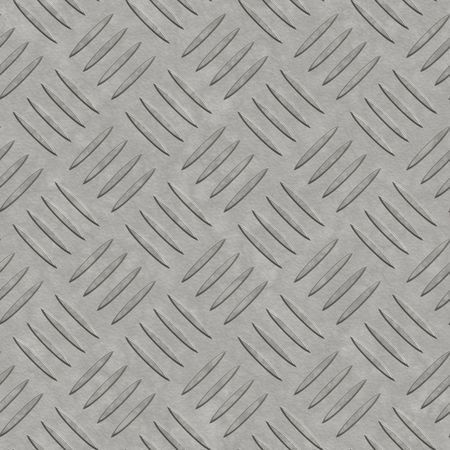 seamless metal diamond pattern background
