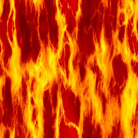 fire background, will tile seamlessly as a pattern Stock Photo - 3905298