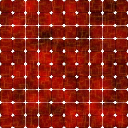 photocell: red solar cells background, tiles seamlessly as a pattern