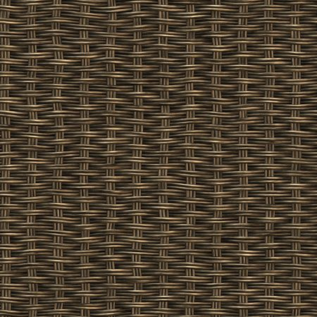 weaving: wicker basket weaving pattern, seamless texture for background