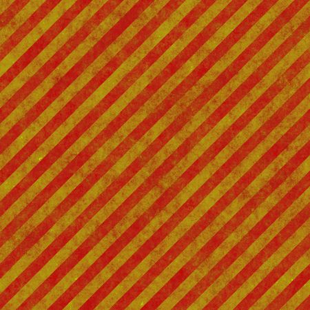 diagonal red and yellow warning  hazard stripes background, will tile seamlessly as a pattern   photo