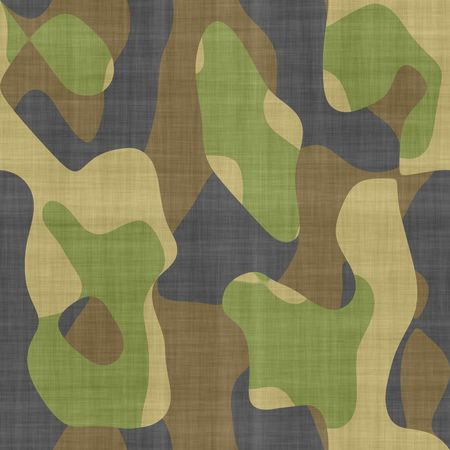 wartime: camouflage fabric background, seamlessly tillable