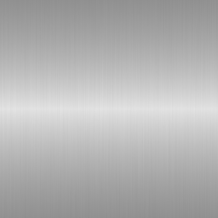 brushed metal background with central horizontal highlight Stock Photo - 4051702