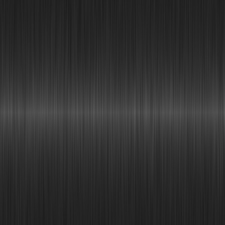 dark grey brushed metal background with horizontal highlight Stock Photo - 4051708