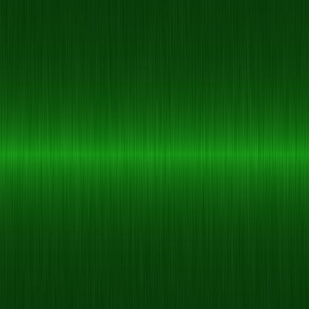durable: dark green brushed metal background with horizontal highlight