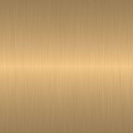 dauerhaft: goldenen Hintergrund aus geb�rstetem Metall mit glatten zentralen horizontalen Highlight