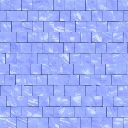 blue ceramic tiles for kitchen or bathroom, seamlessly tillable photo
