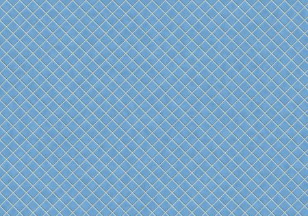 clean blue kitchen or bathroom tiles that tile seamless in all directions photo