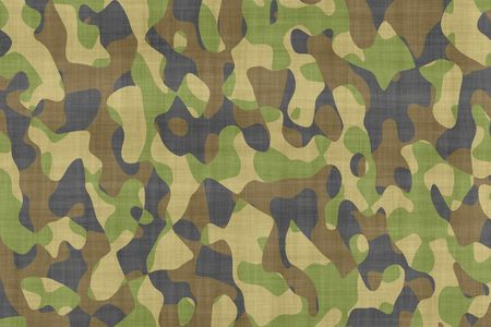wartime: camouflage or paintball wallpaper Stock Photo