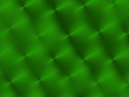 circular brushed green metallic background, many handbrushed circles Stock Photo - 6343389