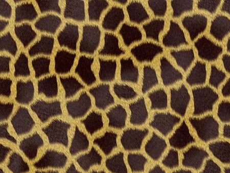 pelage: giraffe background