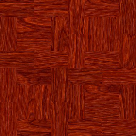 tillable: cherry wood plain wooden parquet floor, seamlessly tillable Stock Photo