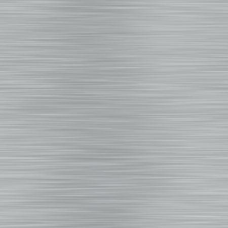 metallic brushed alu background, tiles seamless as a pattern   photo