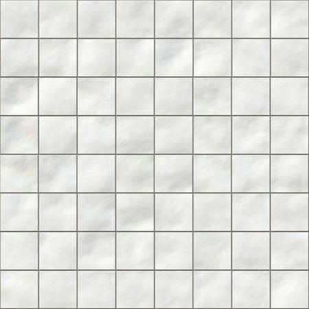 white ceramic tiles for kitchen or bathroom, seamlessly tillable Stock Photo - 6343068