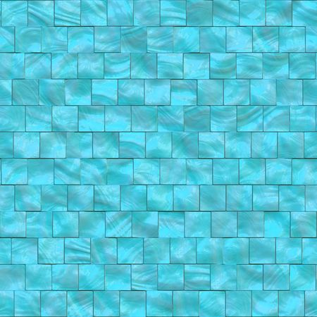 blue mother of pearls tiles background that tiles seamless in all directions photo