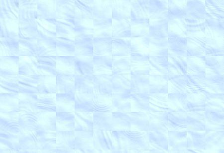 Blue tiles texture background, kitchen or bathroom concept photo