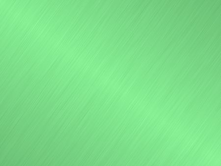 solid line: green brushed metal texture background