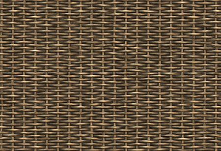 latticework: abstract woven wicker background texture