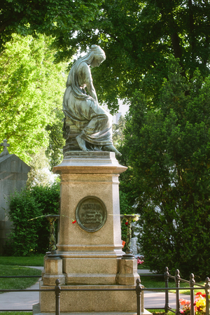 Mozarts Grave