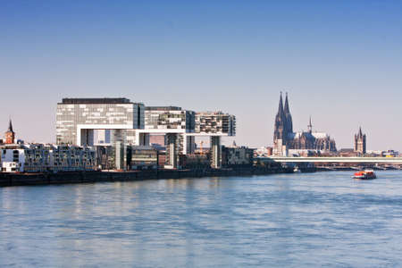 Cologne Riverfront