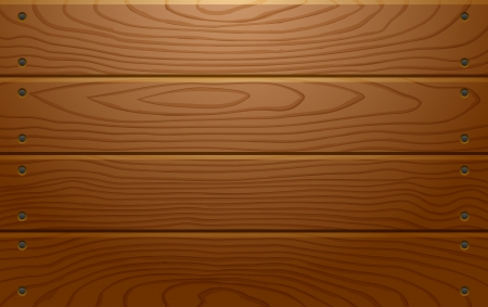 Wooden Texture Stock Vector - 18880197