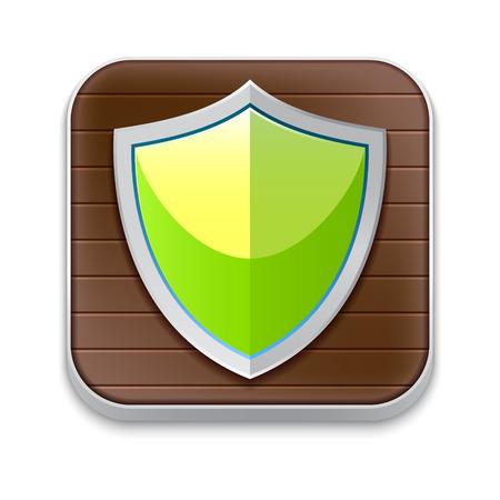 https: security icon Illustration