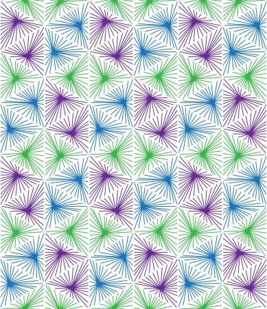 Abstract color seamless pattern. Illustration