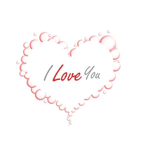 I love you Banco de Imagens - 35689483
