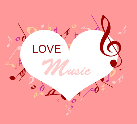 love music: this is background love music
