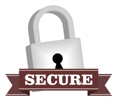 secure: this is purple sticker secure