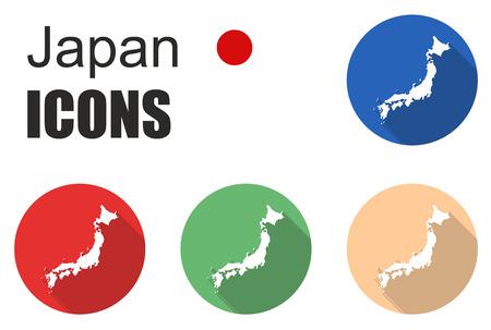 fiambres: Esto se establece iconos jap�n