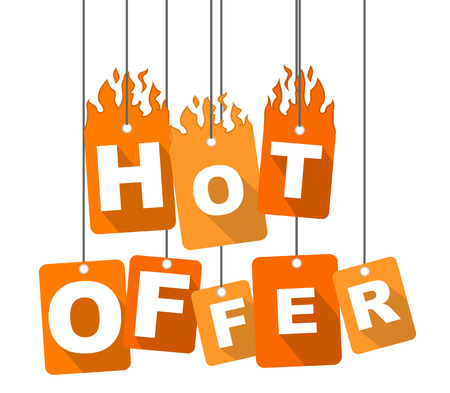 This is tag hot offer