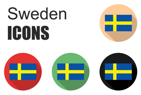cold pack: This is set sweden icons