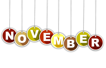 november: This is tag month november